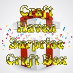 SURPRISE CRAFT BOX ***NEW RELEASES PLEASE READ***