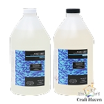 CCDIY Fast Set Ultra Clear 1 (ONE) Gallon Set