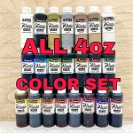 Jacquard Pinata Alcohol Ink 4oz Set (ALL COLORS)