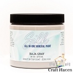 Baja Gray 16oz SILK All-in-One Mineral Paint