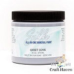 Quiet Cove 16oz SILK All-in-One Mineral Paint
