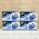 Nitrile Powder Free Gloves (Pack of 100)