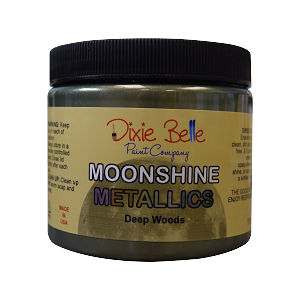 Deep Woods Moonshine Metallic DBP Chalk Paint