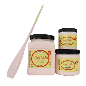 Soft Pink 8oz DBP Chalk Paint